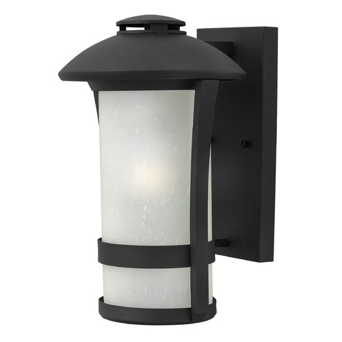 Hinkley Lighting Hinkley Lighting Chandler Black Outdoor Wall Light 2704BK-GU24