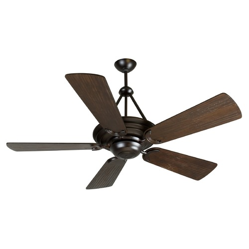 Craftmade Lighting Craftmade Lighting Metro Oiled Bronze Ceiling Fan Without Light K10227