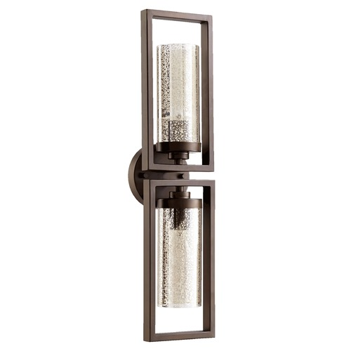 Quorum Lighting Quorum Lighting Julian Oiled Bronze Sconce 553-2-86