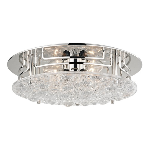 Hudson Valley Lighting Hudson Valley Lighting Holland Polished Nickel Sconce 4315-PN
