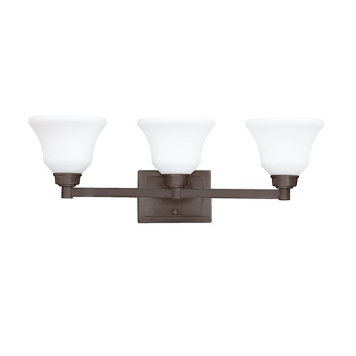 Kichler Lighting Kichler Lighting Langford Olde Bronze LED Bathroom Light 5390OZL16