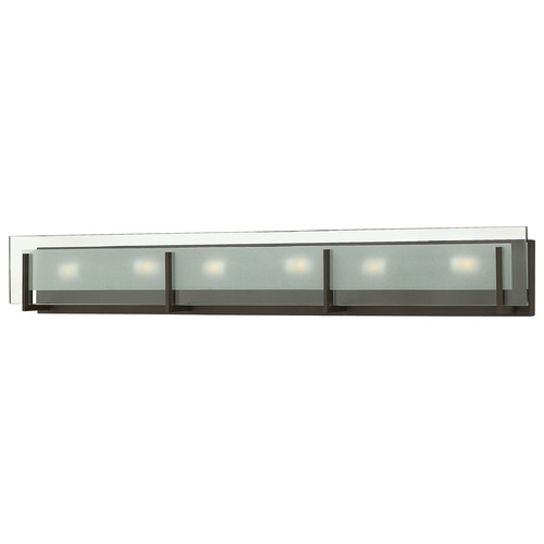 Hinkley Lighting Hinkley Lighting Latitude Oil Rubbed Bronze Bathroom Light 5656OZ