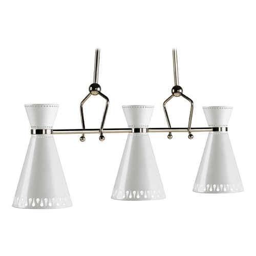 Robert Abbey Lighting Robert Abbey Jonathan Adler Havana Pendant Light W693