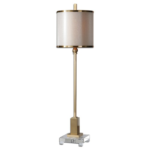 Uttermost Lighting Uttermost Villena Brass Buffet Lamp 29940-1
