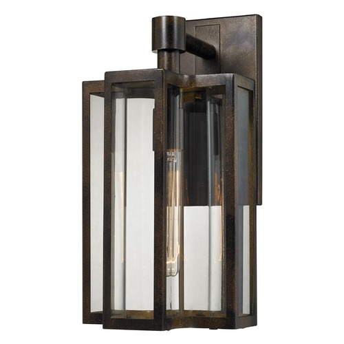 Elk Lighting Elk Lighting Bianca Hazelnut Bronze Outdoor Wall Light 45145/1
