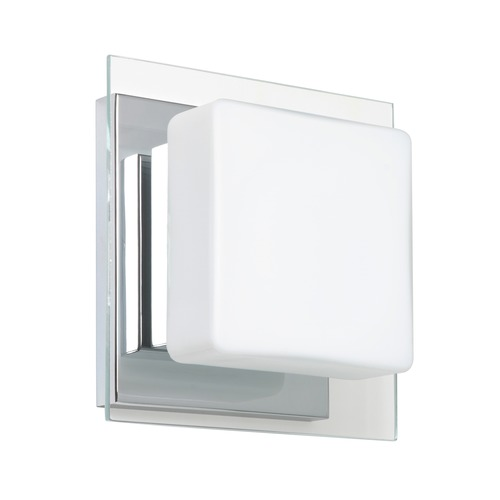 Besa Lighting Besa Lighting Alex Chrome LED Sconce 1WS-773539-LED-CR