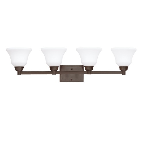 Kichler Lighting Kichler Lighting Langford Olde Bronze LED Bathroom Light 5391OZL16