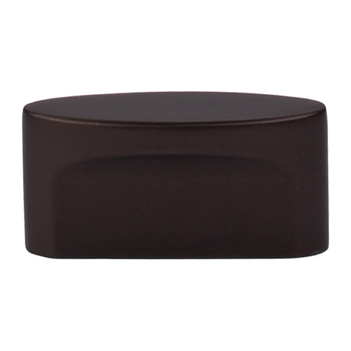 Top Knobs Hardware Modern Cabinet Knob in Oil Rubbed Bronze Finish TK74ORB