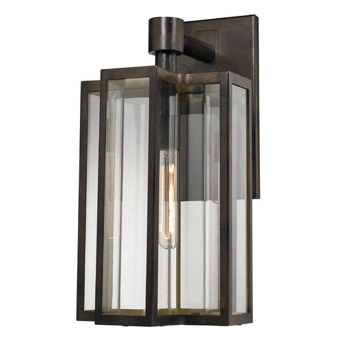 Elk Lighting Elk Lighting Bianca Hazelnut Bronze Outdoor Wall Light 45146/1