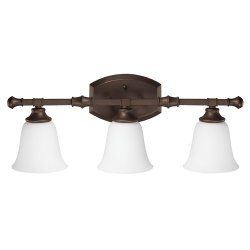 Capital Lighting Capital Lighting Belmont Burnished Bronze Bathroom Light 1333BB-242