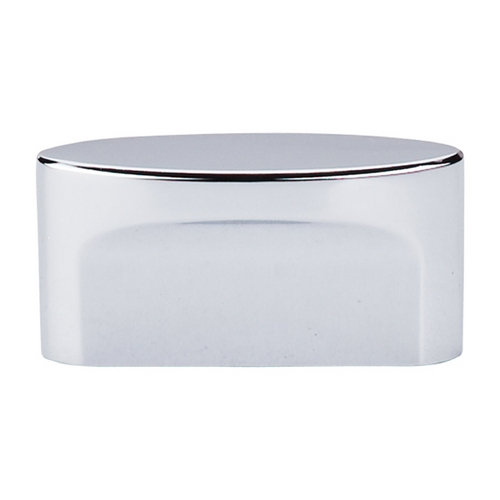 Top Knobs Hardware Modern Cabinet Knob in Polished Chrome Finish TK74PC