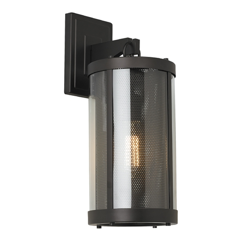 Feiss Lighting Feiss Lighting Bluffton Oil Rubbed Bronze Outdoor Wall Light OL12001ORB