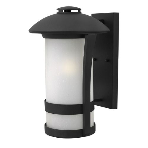 Hinkley Lighting Hinkley Lighting Chandler Black Outdoor Wall Light 2705BK-GU24