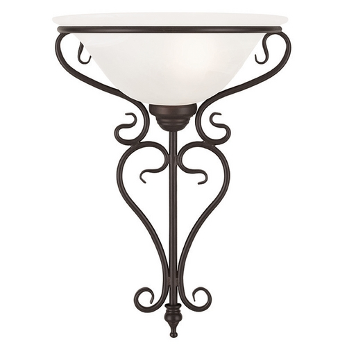 Livex Lighting Livex Lighting Coronado Bronze Sconce 6182-07