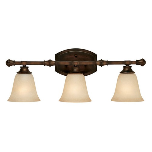 Capital Lighting Capital Lighting Belmont Burnished Bronze Bathroom Light 1333BB-287