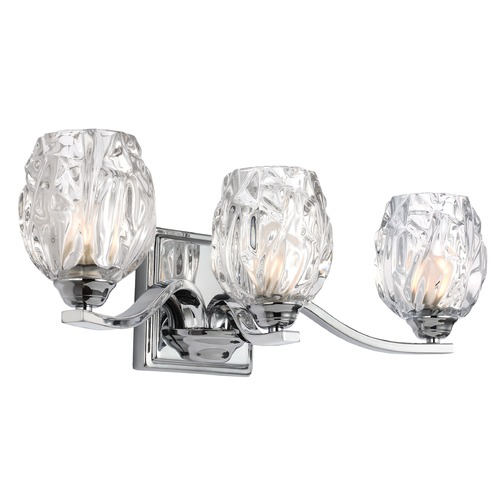 Feiss Lighting Feiss Lighting Kalli Chrome Bathroom Light VS22703CH