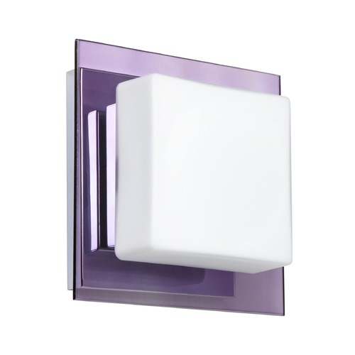 Besa Lighting Besa Lighting Alex Chrome LED Sconce 1WS-773591-LED-CR