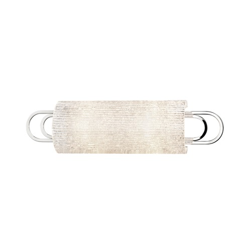 Hudson Valley Lighting Hudson Valley Lighting Buckley Polished Nickel Bathroom Light 5842-PN