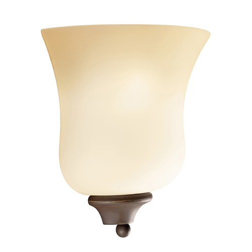 Kichler Lighting Kichler Lighting Wedgeport Olde Bronze LED Sconce 6086OZL16