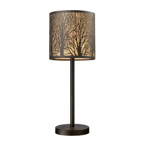 Dimond Lighting Table Lamp in Aged Bronze Finish 31072/1