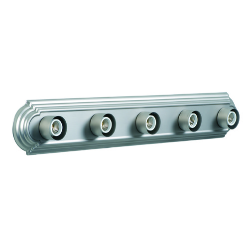 Jeremiah Lighting Jeremiah Racetrack Brushed Satin Nickel Bathroom Light 11030BN5