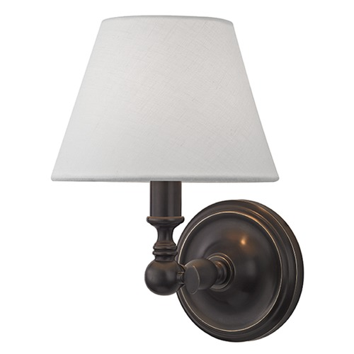 Hudson Valley Lighting Sidney 1 Light Sconce - Old Bronze 3221-OB