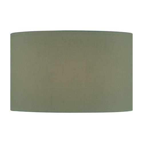 Lite Source Lighting Green Drum Lamp Shade with Spider Assembly CH1243-16