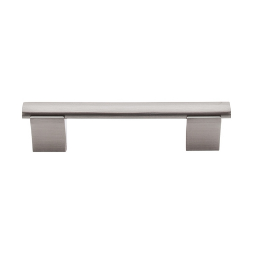 Top Knobs Hardware Modern Cabinet Pull in Brushed Satin Nickel Finish M1080