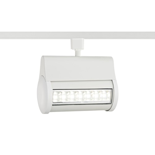 Recesso Lighting by Dolan Designs White LED Wall Washer for Halo Track Systems 4000K 3200LM TR1071H-40-WH