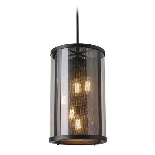 Feiss Lighting Feiss Lighting Bluffton Oil Rubbed Bronze Outdoor Hanging Light OL12014ORB