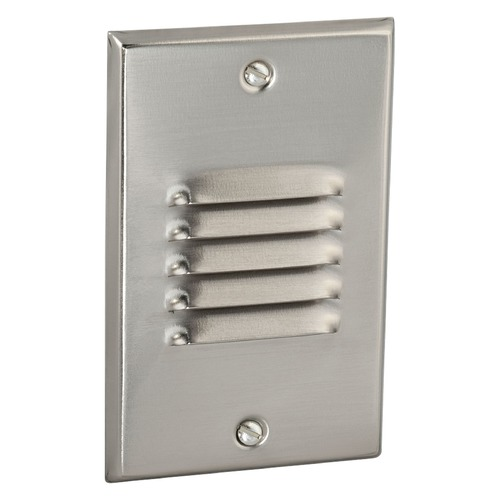 Progress Lighting Progress Lighting LED Step Lights Brushed Nickel LED Surface Mounted Step Light P6828-09/30K