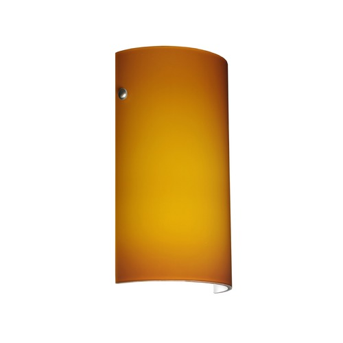 Besa Lighting Besa Lighting Tamburo Satin Nickel LED Sconce 704280-LED-SN