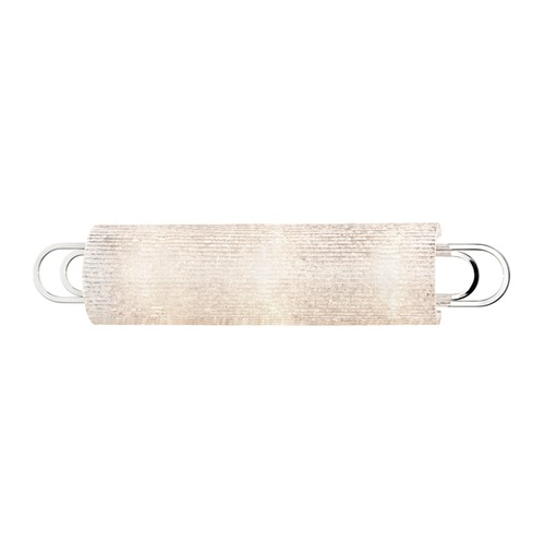 Hudson Valley Lighting Hudson Valley Lighting Buckley Polished Nickel Bathroom Light 5843-PN