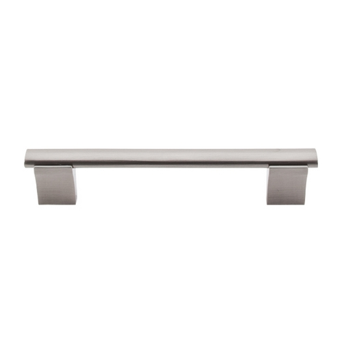 Top Knobs Hardware Modern Cabinet Pull in Brushed Satin Nickel Finish M1081