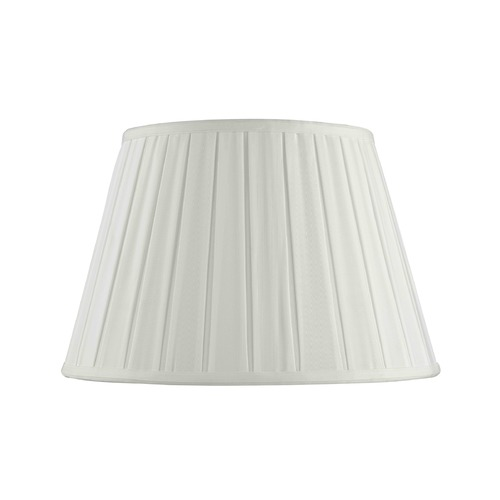 Design Classics Lighting Spider Coolie Pleated White Lamp Shade SH9656