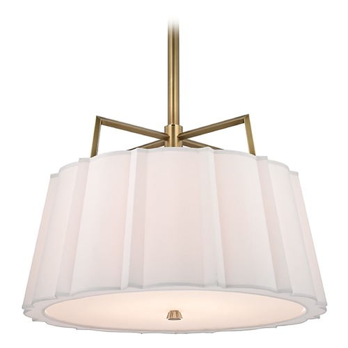 Hudson Valley Lighting Humphrey 5 Light Pendant Light - Aged Brass 4832-AGB