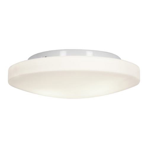 Access Lighting Access Lighting Orion White Flushmount Light C50161WHOPLEN1218BQ