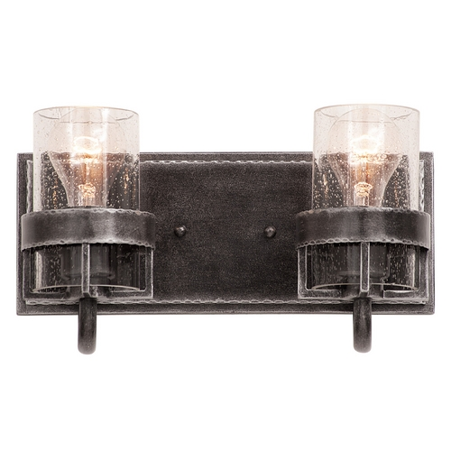 Kalco Lighting Kalco Lighting Bexley Vintage Iron Bathroom Light 2892VI