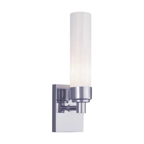 Norwell Lighting Norwell Lighting Alex Chrome Sconce 8230-CH-SH