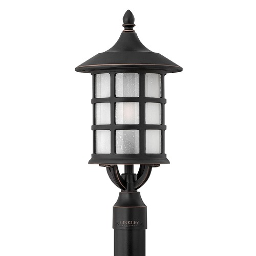 Hinkley Lighting Hinkley Lighting Freeport Olde Penny LED Post Light 1801OP-LED