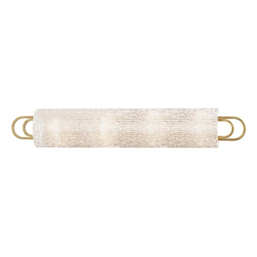 Hudson Valley Lighting Hudson Valley Lighting Buckley Aged Brass Bathroom Light 5844-AGB