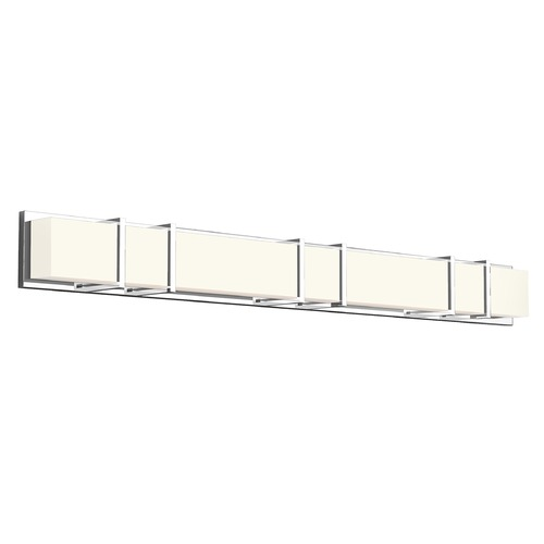 Kuzco Lighting Kuzco Lighting Alberni Chrome LED Vertical Bathroom Light VL61650-CH