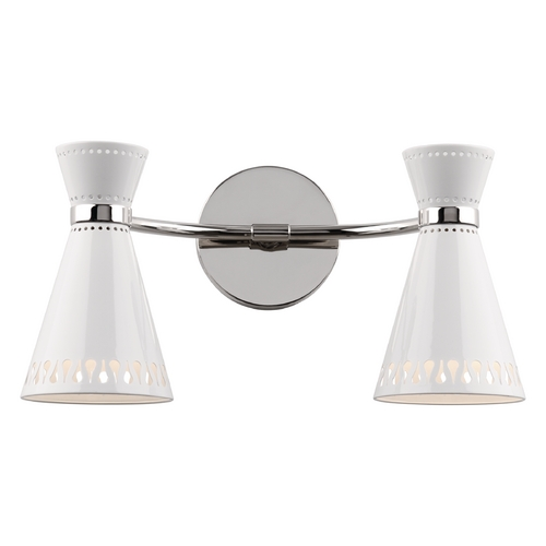 Robert Abbey Lighting Robert Abbey Jonathan Adler Havana Plug-In Wall Lamp W708