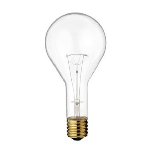 incandescent ps35 light bulb mogul base 130v dimmable by