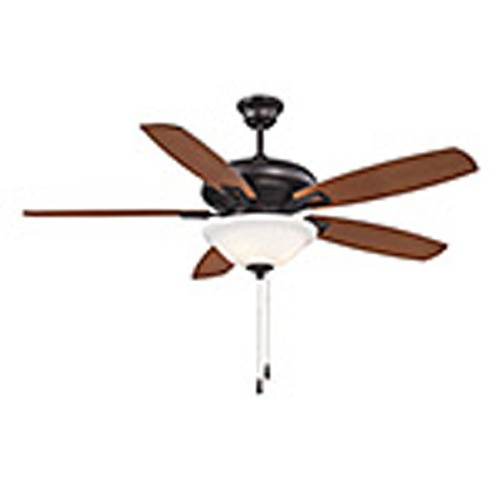Savoy House Savoy House English Bronze Ceiling Fan with Light 52-831-5RV-13