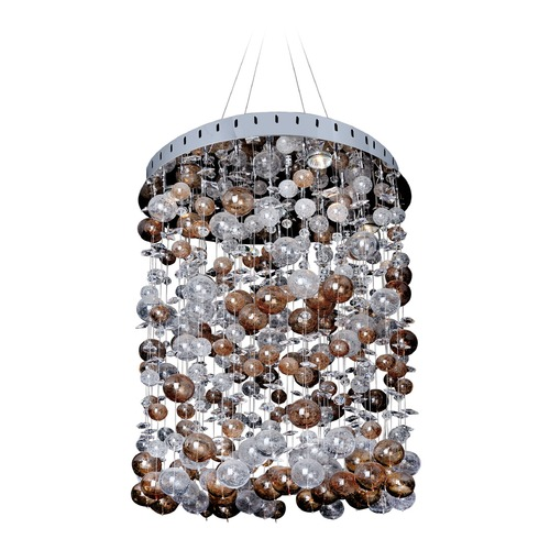 Allegri Lighting Rubens 24in Round Convertible / Pendant Or Flush Mount 11147-010-FR001