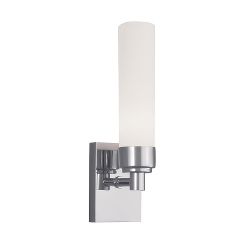 Norwell Lighting Norwell Lighting Alex Polished Nickel Sconce 8230-PN-MO