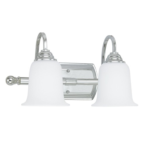 Capital Lighting Capital Lighting Capital Vanities Chrome Bathroom Light 1792CH-219