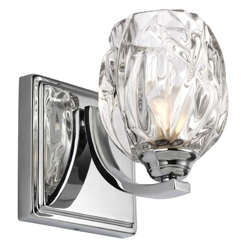 Feiss Lighting Feiss Lighting Kalli Chrome Sconce VS22701CH