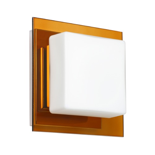 Besa Lighting Besa Lighting Alex Chrome Sconce 1WS-7735TG-CR